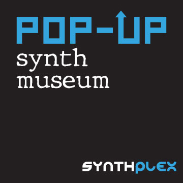 Pup-Up Synth Museum