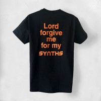 Lord forgive me for my Synths Synthplex T-Shirt