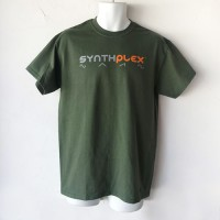 Synthplex Army Green T-Shirt